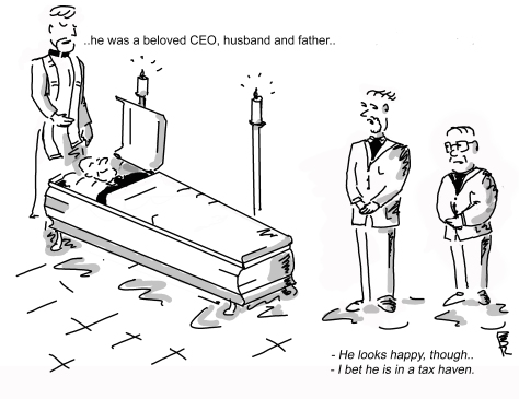 ceo funeral