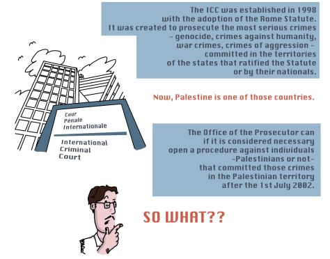 palestine ICC11